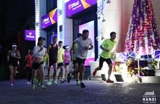 Ngân hàng TPBank cùng đối tác tổ chức giải chạy đêm tại Hà Nội