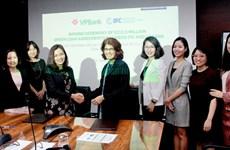 VPBank huy động khoản đồng tài trợ xanh trị giá 212 triệu USD