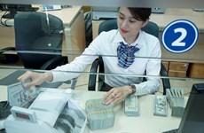 Tỷ giá tại các ngân hàng thương mại bất ngờ giảm 30 đồng