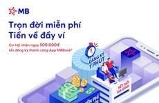 MB ra mắt App MBBank và miễn toàn bộ phí chuyển khoản