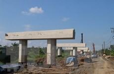 Ngân hàng giải ngân món vay đầu tiên cho dự án Trung Lương Mỹ Thuận