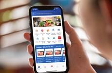 BIDV đưa tính năng siêu thị Vinmart Online lên ứng dụng di động