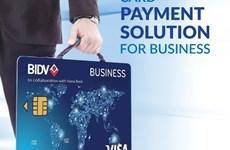 BIDV và Hana Bank hợp tác trong lĩnh vực thẻ tín dụng doanh nghiệp