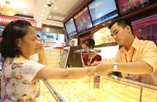 Hai thương hiệu vàng trong nước đảo chiều tăng theo giá thế giới