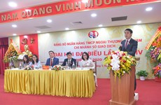 Đảng bộ Sở Giao dịch VCB: Bước vào hành trình mới với quyết tâm cao