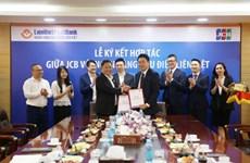 JBC tài trợ 1,7 triệu USD để LienVietPostBank phát triển sản phẩm thẻ