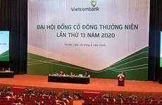 Vietcombank đặt chỉ tiêu nợ xấu 1,5% do tác động từ dịch COVID
