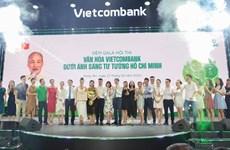 Hội thi 'Văn hóa Vietcombank dưới ánh sáng tư tưởng Hồ Chí Minh'