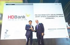 HDBank tiếp tục được vinh danh là nơi làm việc tốt nhất châu Á
