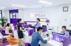 Lợi nhuận trước thuế của TPBank đạt hơn 2.000 tỷ đồng trong 6 tháng