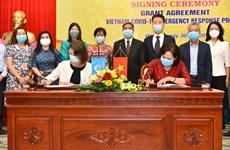 WB viện trợ không hoàn lại 6,2 triệu USD cho Việt Nam ứng phó COVID-19