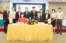 Kienlongbank và Yanmar ưu đãi cho khách hàng mua máy nông nghiệp