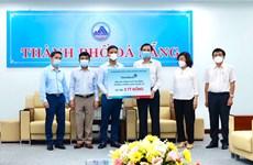 VietinBank hộ Đà Nẵng, Quảng Nam 10 tỷ đồng chống dịch COVID-19