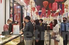 Giá vàng SJC tiếp tục tăng mạnh, giao dịch quanh mức 62,2 triệu đồng