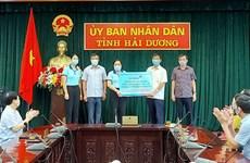 VietinBank ủng hộ Hải Dương 5 tỷ đồng phòng chống COVID-19