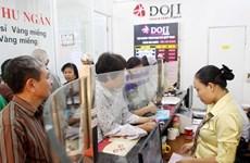 Giá vàng đồng loạt giảm mạnh tới 700.000 đồng sau kỳ nghỉ lễ