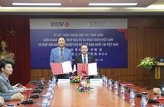 BIDV cung cấp các sản phẩm dịch vụ cho các doanh nghiệp Hàn Quốc