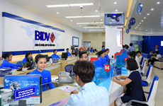 BIDV được vinh danh ''Ngân hàng SME tốt nhất Việt Nam''