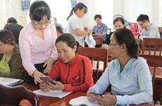 Giúp người nghèo quản lý tài chính gia đình bằng công nghệ số