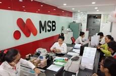 Ngân hàng MSB tất toán toàn bộ nợ xấu đã bán cho VAMC
