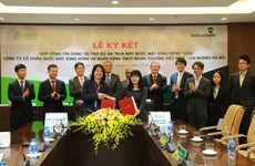 Vietcombank Hà Nội: Góp phần phát triển kinh tế Thủ đô