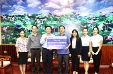 BIDV dành 1 tỷ đồng hỗ trợ Quảng Bình, Quảng Trị bị ảnh hưởng lũ lụt