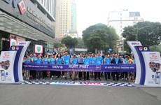 Có gần 25.000 người đăng ký tham gia giải chạy BIDV Run