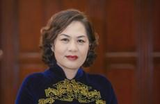 Bà Nguyễn Thị Hồng là nữ Thống đốc đầu tiên của ngành ngân hàng