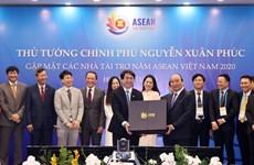 HDBank được ghi nhận tại buổi gặp mặt nhà tài trợ Hội nghị ASEAN