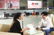 VSD nhận lưu ký 1.175 triệu cổ phiếu của  ngân hàng MSB