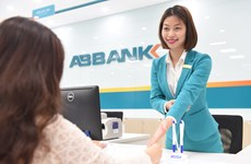 Cổ phiếu ABBANK giao dịch trên sàn UpCoM với giá 15.000 đồng