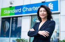 Standard Chartered tại Việt Nam chính thức có Tổng Giám đốc mới