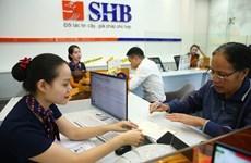 SHB đưa tỷ lệ nợ xấu xuống mức thấp nhất kể từ khi sáp nhập