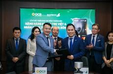 Bamboo Airways và OCB hợp tác triển khai thẻ đồng thương hiệu