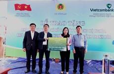 Vietcombank dành 30 tỷ đồng hỗ trợ hộ nghèo tỉnh Thanh Hóa