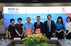 BIDV chính thức hợp tác toàn diện với Bệnh viện E Trung ương