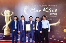 VietinBank iPay Mobile được vào Top 10 giải thưởng Sao Khuê 2021