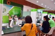 VCB giảm lãi suất tiền vay và phí cho khách hàng bị ảnh hưởng bởi dịch