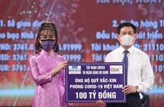 Nữ tỷ phú Việt Nam duy nhất vào danh sách người giàu nhất thế giới