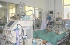 Geleximco và ABBANK tặng 500 máy thở oxy dòng cao cho TP. HCM