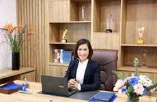 Bà Bùi Thị Thanh Hương được bầu làm Chủ tịch Hội đồng quản trị NCB
