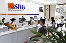 Ngân hàng SHB được chấp thuận tạm khóa room ngoại ở mức 10%