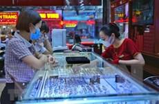 Giá vàng SJC giảm nhẹ, chêch lệch với thế giới gần 8 triệu đồng