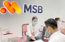 MSB được chấp thuận tăng vốn điều lệ lên 15.275 tỷ đồng
