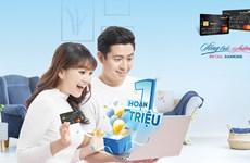 Hoàn tiền lên đến 1 triệu đồng khi mở thẻ VietinBank MasterCard