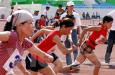 Giải thể thao người khuyết tật toàn quốc 2009
