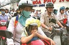 TP.HCM: Ô nhiễm đường phố ngày càng trầm trọng