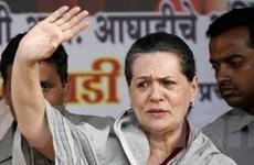 Bà Sonia Gandhi được đề cử Chủ tịch UPA