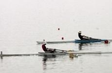 Kết thúc giải Rowing vô địch quốc gia 2009