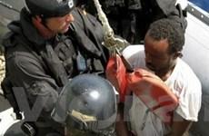 EU mở rộng phạm vi chống cướp biển Somalia